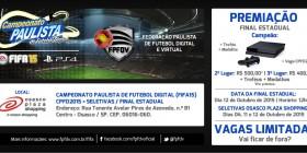 Seletivas | Inscrições CPFD2015