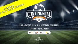 CAMPEONATO FIFA 18 – CONTINENTAL TAÇA GAMER – 2ª ETAPA | Inscreva-se já!