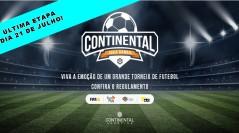 CAMPEONATO FIFA 18 – CONTINENTAL TAÇA GAMER – ÚLTIMA ETAPA | Inscreva-se já!