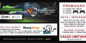 1º FIFA CRAZY CUP – FIFA 19 | Inscreva-se já > CANCELADO!