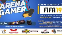 1º CAMPEONATO FIFA 19 ARENA GAMER SHOPPING CIDADE SOROCABA | Inscreva-se já!