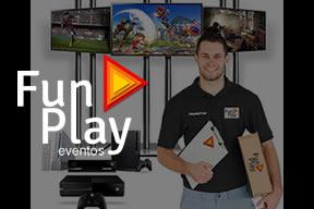 Fun Play Eventos - Aluga Games