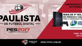Inscrições CAMPEONATO PES 2017 ARENA GAMER SUPER SHOPPING OSASCO | Inscreva-se já!