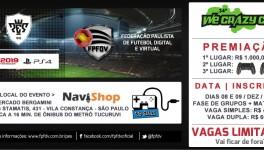 34º WE CRAZY CUP – PES 2019 | Inscreva-se já!