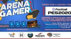 1º CAMPEONATO PES 2020 ARENA GAMER CASA GRANDE HOTEL RESORT & SPA | Inscreva-se já!
