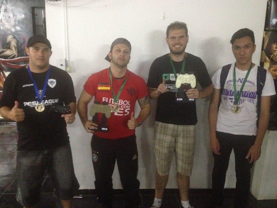 33º WE CRAZY CUP | Campeão: Felipe Mestre.